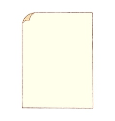 A memo is placed vector