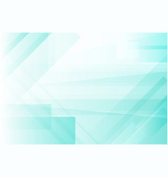 geometric blue abstract background vector image