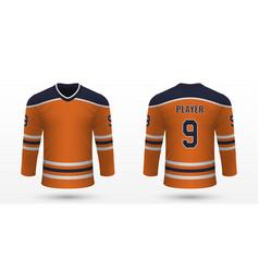 Realistic sport shirt vector