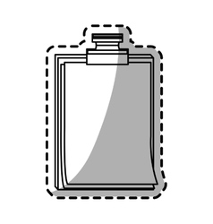 sheet page icon vector image