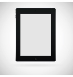 Tablet vector image vector image