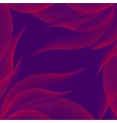 Background geometric petals vector