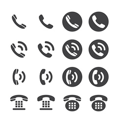 call icon vector image