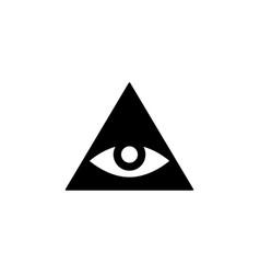Religion symbol caodaism icon element of religion vector