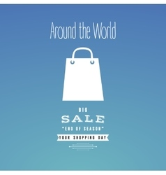 Best shopping tour vector image vector image