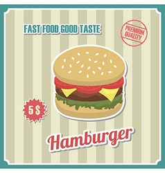 120hamburger vector image