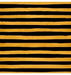 Gold seamless pattern of golden stripes vector