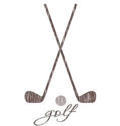 Golf 39 vector