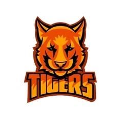 Tiger Mascot vector