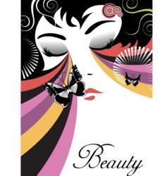 beauty vector image vector image
