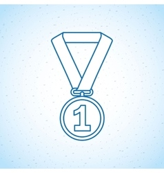 Award icon design vector