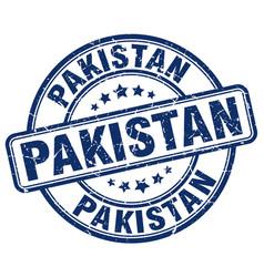 Pakistan stamp vector