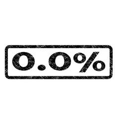 00 percent watermark stamp vector