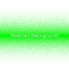 Bright Light Green Technology Business Background vector