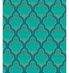 East pattern vector