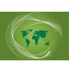 Protect earth vector
