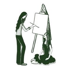 Artistic vector
