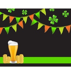 Background St Patricks Day vector