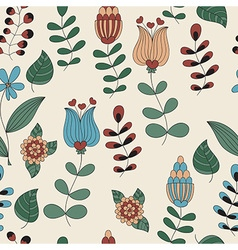 Childish Seamless Pattern vector image