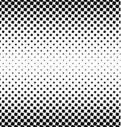 Angular square pattern design background vector
