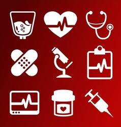 IconsMedicine vector