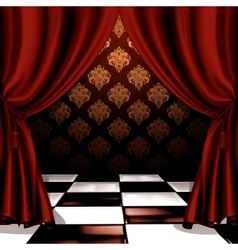 Royal room vector