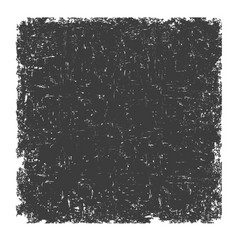 Grunge square background vector