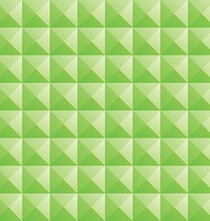 Triangle green earth texture seamless background vector