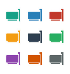 Phone connection cable icon white background vector