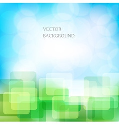 Natural eco background vector