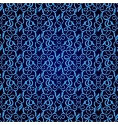 seamless wallpaper vector image vector image