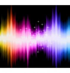 magic gradient background vector image vector image