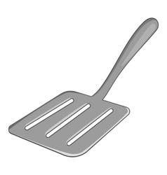 Skimmer icon cartoon style vector