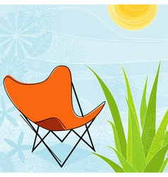 summer days vector image vector image