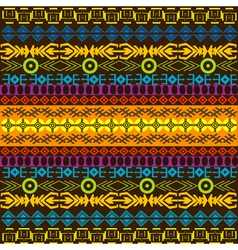 African colored background vector image vector image