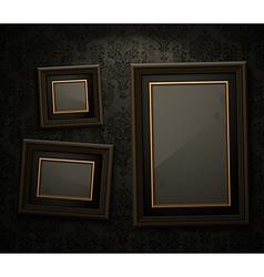 exhibition wallpapers6 vector image vector image