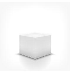 box stand vector image
