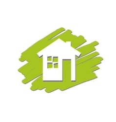 Save home concept vector