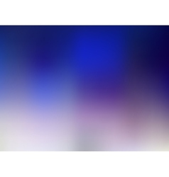 Blue blurred abstract background vector