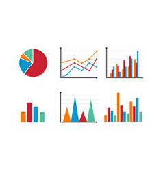 data tools diagram vector image