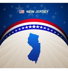 New Jersey vector