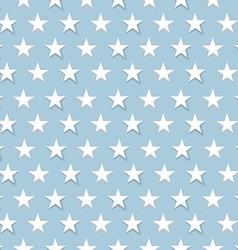 Amazing vintage colorful star blues pattern vector
