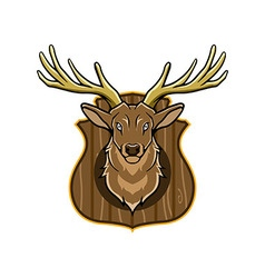 Hunting Trophy vector