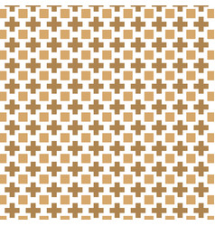 japanese pattern gold background vector image