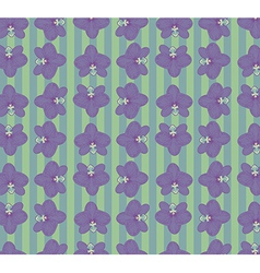 Orchid background design vector