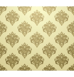Wallpaper pattern luxury vector image vector image