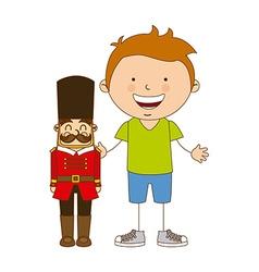 children toys vector image vector image