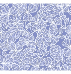 Leaf lace background vector