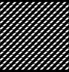 Tileable grid mesh geometric pattern series vector