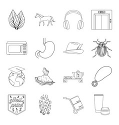 Finance medicine cooking and other web icon in vector